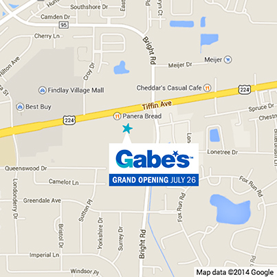 Gabe's, the discount retailer formerly known as Gabriel Brothers, will open a new store at Eden Square Shopping Center in Bear later this year