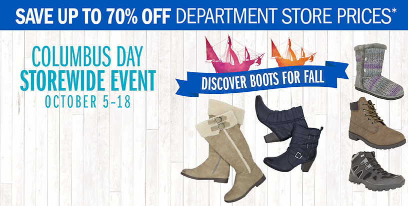 Boots for the family!