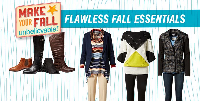Designer Fall Fashions